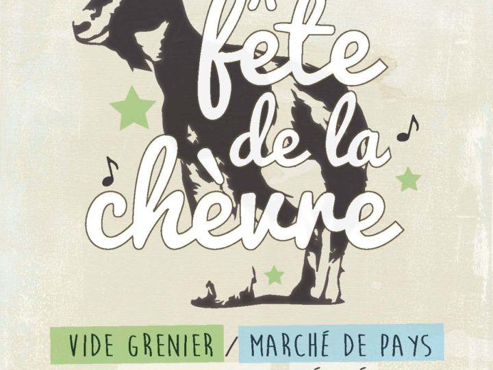 Fête de la chèvre Massif-Central le 19 juillet à St-Front (43)