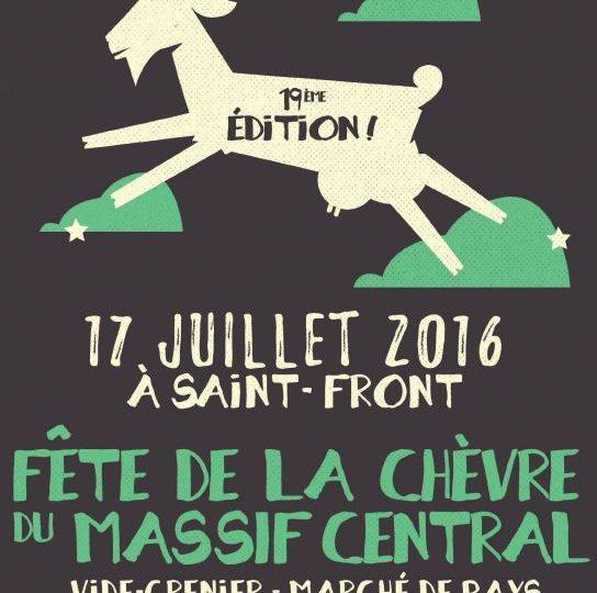 Fête de la chèvre Massif-Central 2016