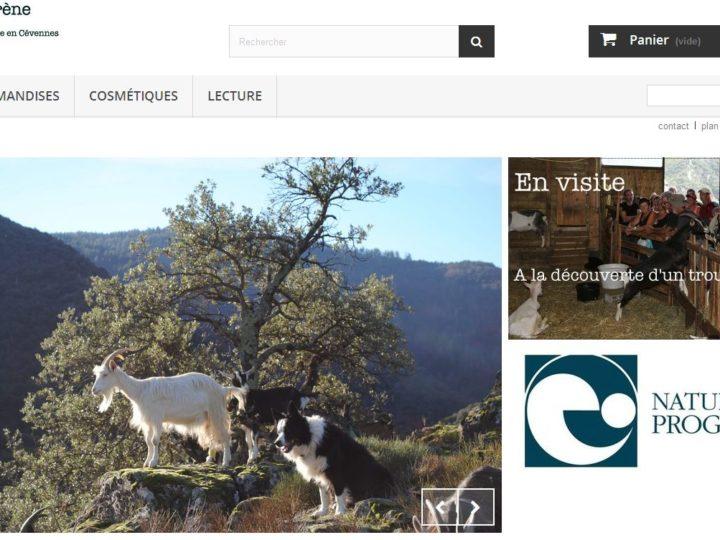Chèvrerie Sorène : du caramel et des savons au lait de chèvre Massif-Central