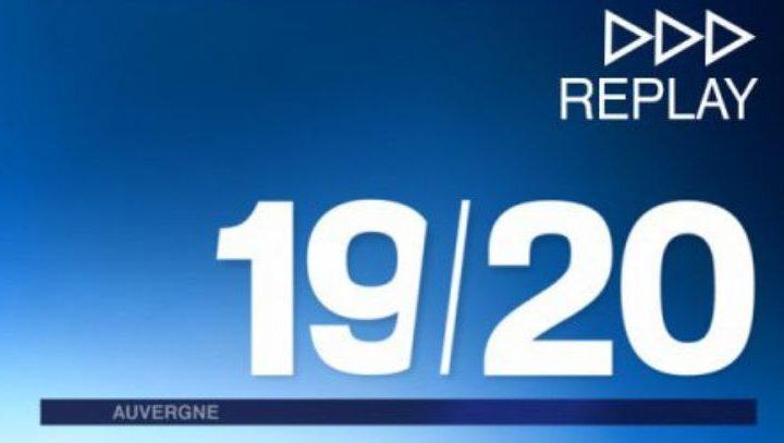 Reportage chèvre M-C France 3 Auvergne