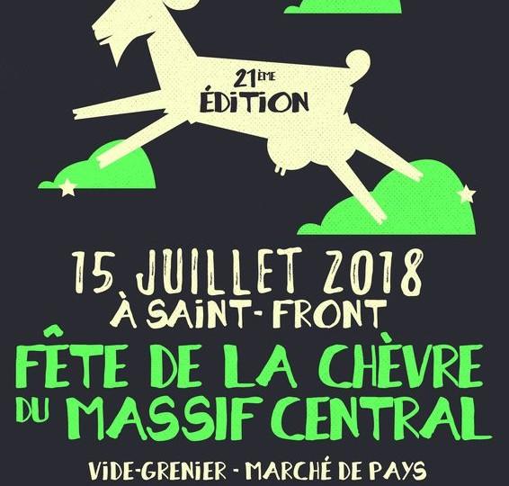 Fête de la Chèvre Massif-Central 2018